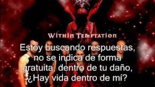 within temptation feat chris jones - utopia (en español)