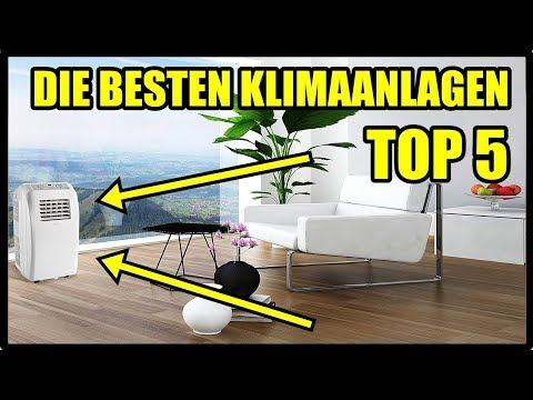 ► DIE BESTEN KLIMAANLAGE TOP 5 ★ EISKALT! ★ Klimaanlage Test 2019 ★ Mobiles Klimagerät Test ★ Kühler