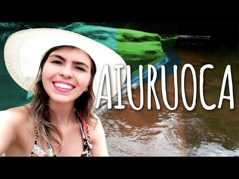 Amanda te leva: Pocinho em Aiuruoca-MG