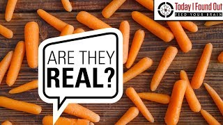 Where Do Baby Carrots Come From?