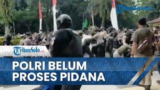 Polri Belum Berencana Proses Pidana Anggota Polisi yang Viral Banting Mahasiswa di Tangerang
