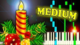 THE FIRST NOEL (Christmas Carol) - Piano Tutorial