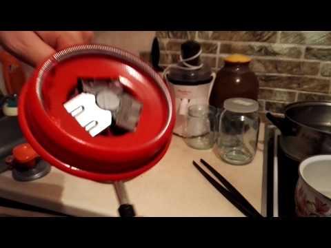 Тестируем машинки для закатки банок