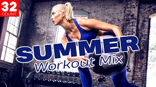 2020 Aerobic Summer Mix Hits Workout Session Vol. 1 (135Bpm / 32 Count)