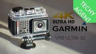 Garmin VIRB Ultra 30 4k Action Camera - REVIEW!