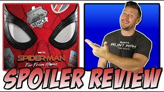 Spider-Man Far From Home - Spoiler Review