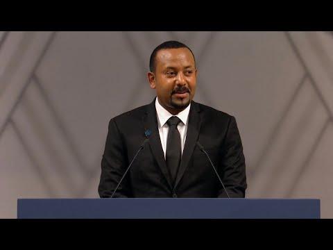 Nobel Lecture: Abiy Ahmed Ali, Nobel Peace Prize 2019