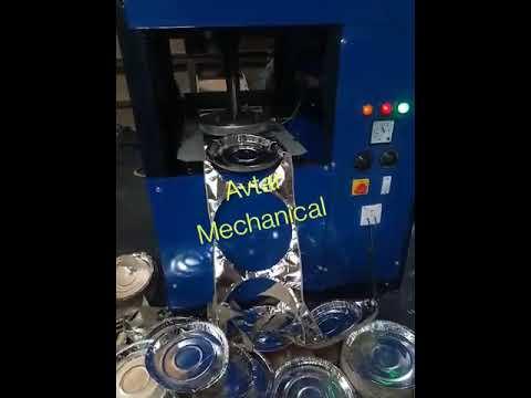 Paper Dona (Bowl) / Paper Plate Making Machine