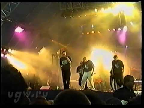СТДК  live @ 15.08.1998, Adidas Streetball Challenge