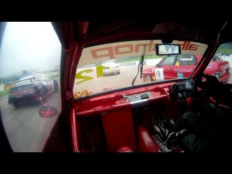 Rockingham 2014 – Race 1 – Chris Snowdon