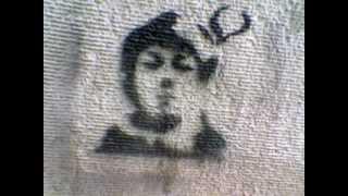 STENCIL GRAFFITI STREET ART THESSALONIKI ATHENS