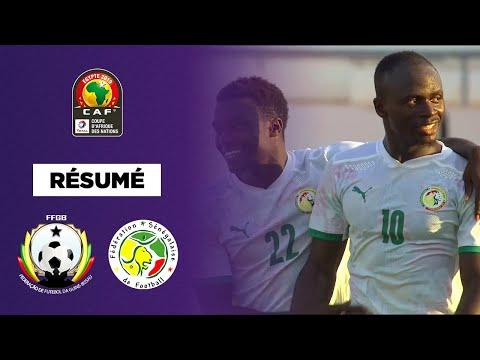 Qualif. CAN 2022 : Sadio Mané sauve le Sénégal contre la Guinée-Bissau (Résumé)