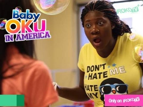 Baby Oku In America Nollywood Nigerian Movie Review