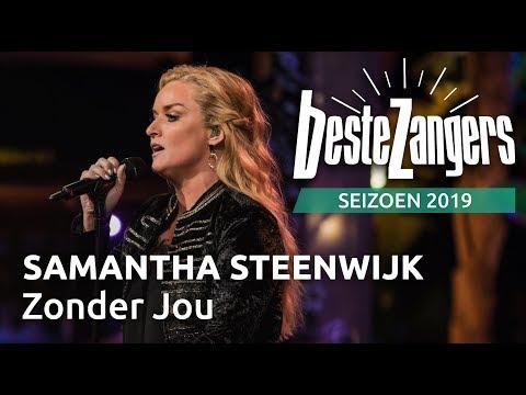 Samantha Steenwijk Zonder Jou