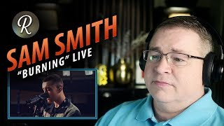 """Sam Smith Reaction 