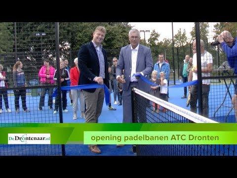 Tennissers in actie tijdens vijfde editie van Driedorpentoernooi