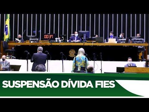 Plenário conclui votação de projeto que suspende dívidas de estudantes com o Fies - 18/06/20