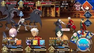 【Fate/Grand Order】《ネロ祭再び》【超高難易度】 第四演技 魔竜再臨