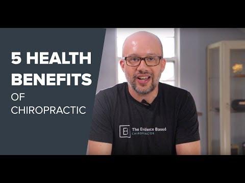 5 Benefits of Chiropractic