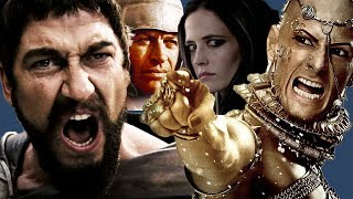 Всё о фильмах 300 спартанцев 2006, 2008, 1962, 2014