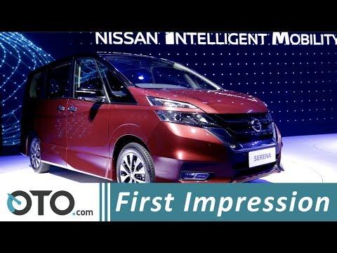 Nissan Serena 2019 | First Impression | Apa Saja Keunggulannya? | OTO.com