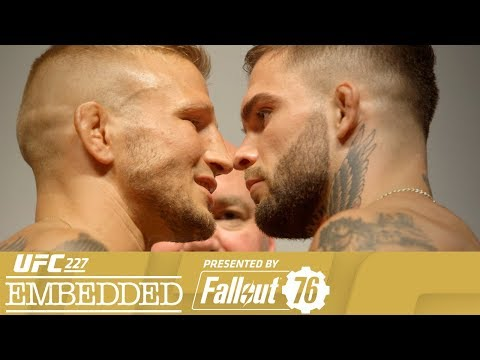 UFC 227 Embedded: Vlog Series - Episode 5
