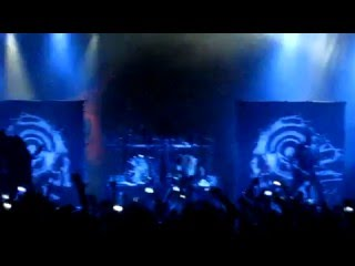Arch Enemy - Intro + The Immortal *HD* (Live in NYC at Nokia Theatre)