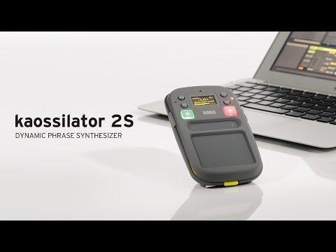 KORG KAOSSILATOR 2S Mini syntezátor, efektový procesor