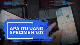 Apa Itu Uang Specimen 1.0? Salah Satu Produk Perum Peruri yang Baru-baru Ini Videonya Viral