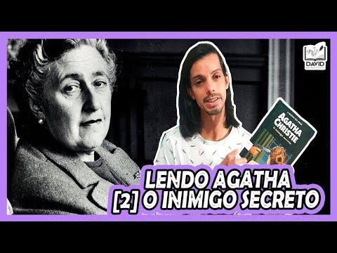 O INIMIGO SECRETO | Agatha Christie | David Henrique