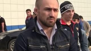 Встреча молодежи Кизляра с Али Багаутиновым