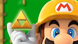 The Best Legend Of Zelda Inspired Courses In Super Mario Maker 2
