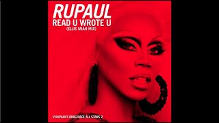 RuPaul - Read U Wrote U (RuPaul's Drag Race All Stars 2)