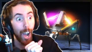 Asmongold Opens $200 Worth of Boxes & Gets a LEGENDARY Right Away (200+ BOXES)