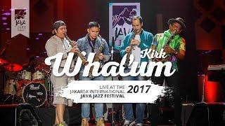 "Kirk Whalum ""Groverworked & Underpaid"" live at Java Jazz Festival 2017"