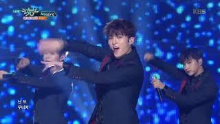 뮤직뱅크 Music Bank - Amazing - IN2IT.20171124