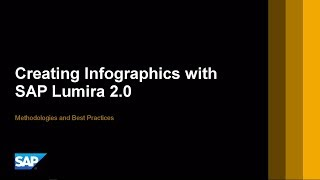 SAP Lumira 2.0 : Creating Infographics