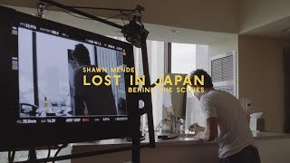 """Lost In Japan (Original + Remix)""   Behind The Scenes"