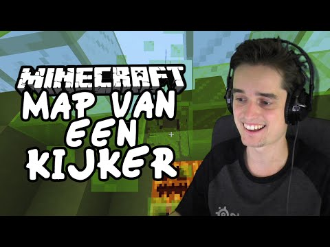 DON DE VANDALIST! - Minecraft Map van een Kijker