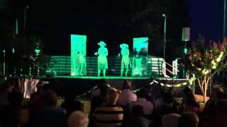 preview picture of video 'Non Piangere-Le Mondine-Canale Italia-66^Fiera di San Sebastiano-Lardirago (PV)'