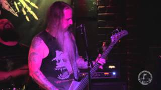 MASTER live at The Acheron, May 7th, 2015