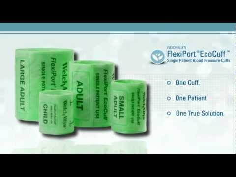 Welch Allyn FlexiPort™ EcoCuff™