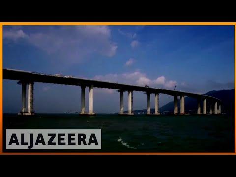 🇨🇳 China to unveil world's longest sea bridge | Al Jazeera English