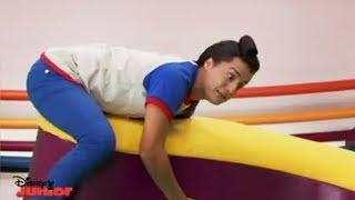 Disney Junior Express - La Super Fuerza De Los Rulos - (Teaser)