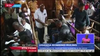 Four Kenyans convicted in Uganda over 2010 Kampala bombing