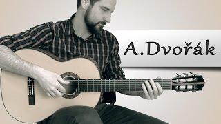 A. Dvořák - Largo (9.sym.) - Matúš Plavec / Gitarová akadémia