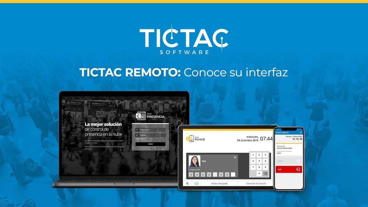 Tictac Remoto Introducción