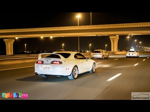 Beautiful Toyota Supra Toyota Supra Tuning Dubai