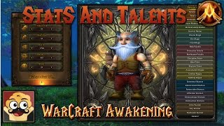WoW-Awakening   Lyfe's Healkin Build   Agility Stat Healer