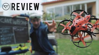 Cinecan 4K VS Cinewhoop avec GoPro